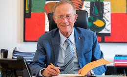 Minister Axel Wintermeyer zum Corona-Lockdown, die Krise und MP Bouffier