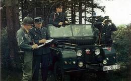 Zum 70-Jährigen: Zeitzeugen zur Geschichte des Bundesgrenzschutzes gesucht