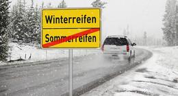 Huch, und plötzlich ist es Winter: Spätestens jetzt die Reifen wechseln