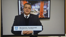 Silvesteransprache des Bürgermeisters und Neujahrslied erstmals nur online