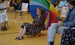 Martina Biechele in den Ruhestand verabschiedet