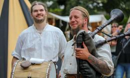 Mittelaltermarkt: Buntes Programm mit Musik und Handwerkern am Wochenende