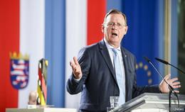 Einigung der Parteien: Ramelow (Linke) soll erneut Ministerpräsident werden