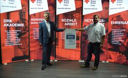 DRK Fulda für besonderes Engagement in der Corona-Krise ausgezeichnet