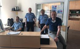 MdL Thomas Hering (CDU) besorgt: Dauerbelastung der Polizei lähmt Beamte