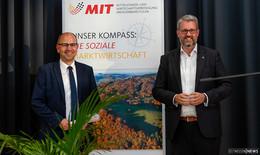 Digitalisierung im Mittelstand: Schützenhilfe durch Staatssekretär Burghardt