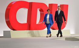 CDU-Parteitag wird verschoben: Neuer Termin am 16. Januar?
