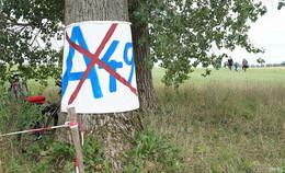 Dannenröder Wald: 225.000 Unterschriften an Tarek Al-Wazir übergeben