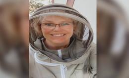 Neue Bienensachverständige beim Landkreis: Verena Rübsam (45)