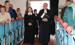 Pfarrerin Gabriele Göbel: Neue geistliche Heimat in der katholischen Kirche