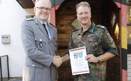 Kooperation von Bundeswehr und Wirtschaft: Pilotprojekt in Hessen gestartet
