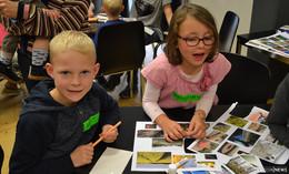 Der Agrarspielplatz: Kinder als Experten gefragt