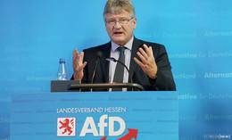 Standing Ovations für Jörg Meuthen: Fundamentales Staatsversagen in Halle
