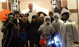 Voller Erfolg: Gemütliche Halloween-Veranstaltung bei Wüsthofen