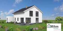 Mihm Thermobau: Frei geplantes Wohnhaus in Eiterfeld-Soisdorf besichtigt