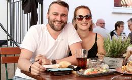 Neuer Biergarten im Gasthof Ebert lockt mit familiärem Charme
