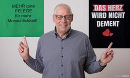 1,7 Millionen Demenzkranke in Deutschland - Ingo Schwalm macht sich stark