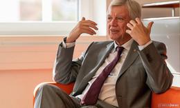 Neue Corona-Regeln beschlossen! Das sagt Hessens MP Volker Bouffier
