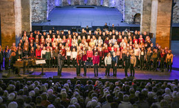 Daumen drücken: Obersberg-Chöre wollen Mitte August Konzerte geben