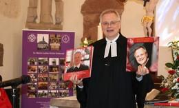Pfarrer Thomas Harsch am Pfingstmontag verabschiedet