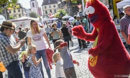 Fulda ist die Familien-Hauptstadt - Familientag lockt 60.000 Besucher