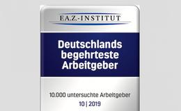 Deutschland begehrtester Arbeitgeber 2019 - Technolit gehört dazu
