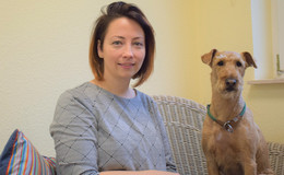 Von der Hauptstadt in die Vulkanregion: Katharina Dauselt bereut keinen Schritt