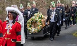 Hunderte Gäste nehmen Abschied von Gerhard Dechant