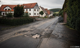 Ausbau der Ortsdurchfahrt von Simmershausen beginnt