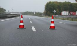 Vollsperrung der A5 Richtung Frankfurt am kommenden Wochenende