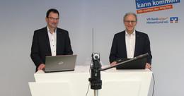 VR Bank Hessenland zieht positive Bilanz in einem Jahr voller Extreme