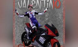 Motorrad-Talent Valentino Herrlich darf erstmals WM-Luft schnuppern