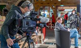 Live-Streaming vom Profi: FORMAT.FILM setzt Ihre Events in Szene