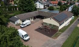 Grundschule Uttrichshausen wird für 580.000 Euro umgebaut