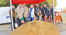 Breitbandausbau Spatenstich: Hessenförderung mit 4,25 Millionen Euro