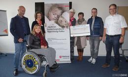 Lions Club Fulda-Bonifatius spendet 10.000 Euro