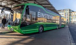 Aufatmen bei Schülern und Pendlern: Friedenspflicht bei den Busfahrern