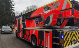 Espressomaschine kokelt: Feuerwehr verhindert Schlimmeres