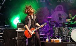 The New Roses müssen Haune-Rock absagen: Mit KISS auf Europa-Tournee