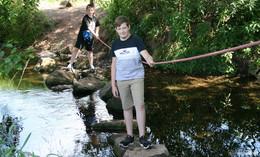 Folge dem Wassertropfen: Kinderweg Solztal ist ein Erlebnis für die Familie