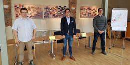 Weiterer Gesprächsbedarf: Bürgersprechstunde beim ZKW Otterbein auch 2021