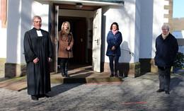 Wechsel im Gemeindebüro: Silke Krug übernimmt Stelle von Tanja Erb
