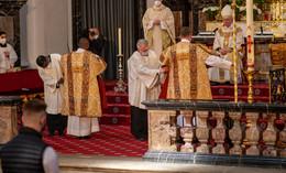 Priesteramtskandidat und Diakon am Samstag im Hohen Dom geweiht