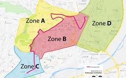 Infoveranstaltungen für Anwohner: Verkehrsregelung beim Hessentag