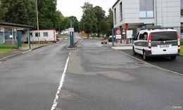 Bundespolizei bezieht Alheimer-Kaserne: Sehr gute Nachrichten für die Stadt