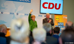 Merkel & Bouffier immer beliebter: Regierende sind Gewinner der Corona-Krise!