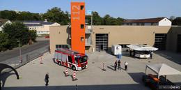 Hochmodernes Feuerwehrgerätehaus bietet vielfältige Möglichkeiten