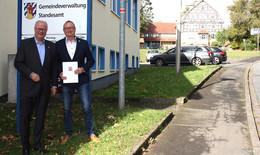 Wo sich sparsames Haushalten auszahlt: 750.000 Euro für Investitionsprojekte
