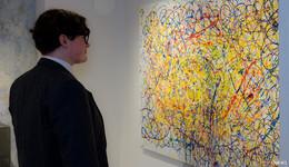 Poesie in Farbe und Holz - drei KünstlerInnen im Kunstverein Fulda