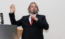 Amtswechsel im Schlösschen: Rothmund (CDU) übernimmt den Chefsessel